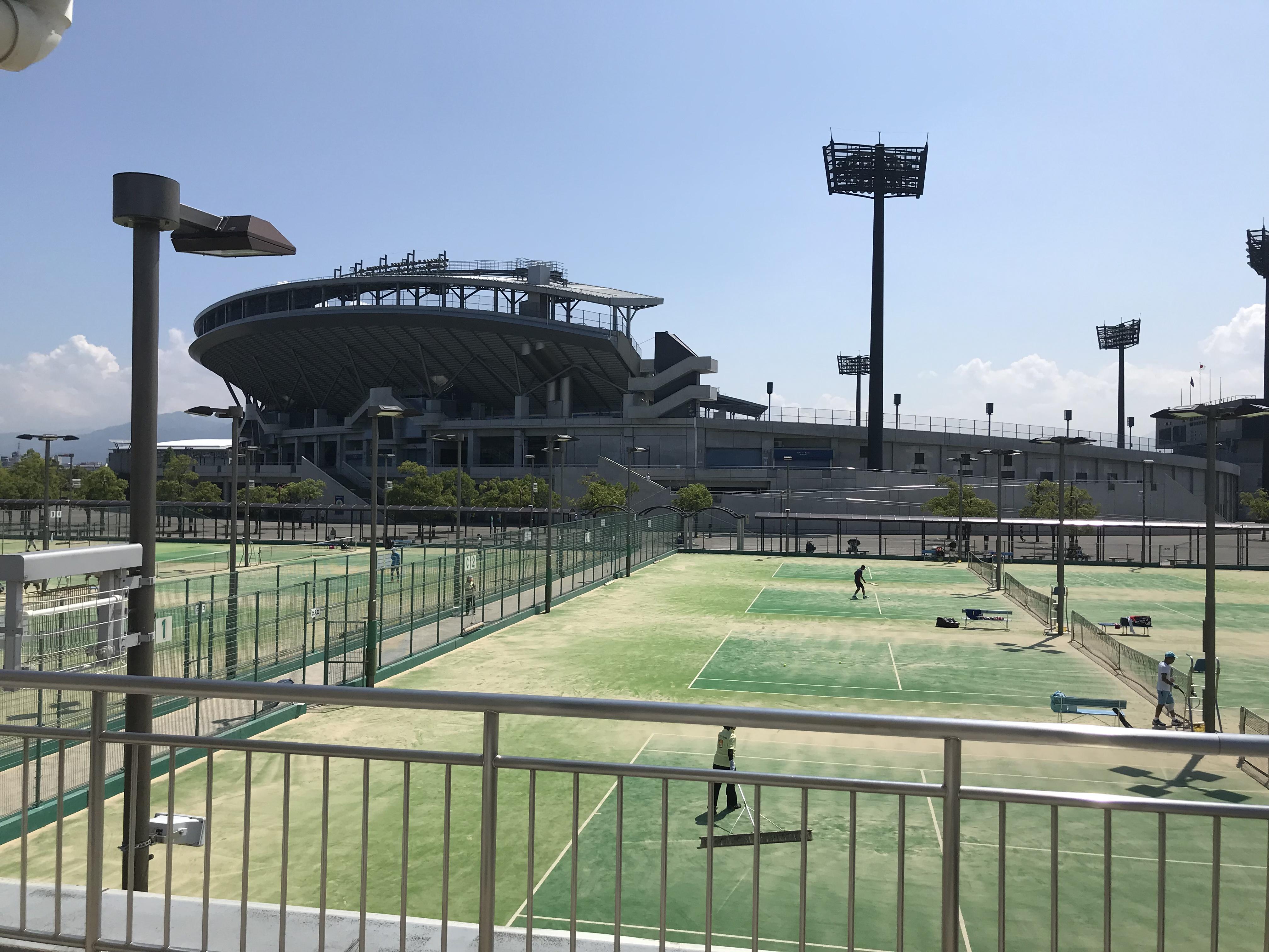 【ベテラン】四国テニス選手権〜ダブルス編〜